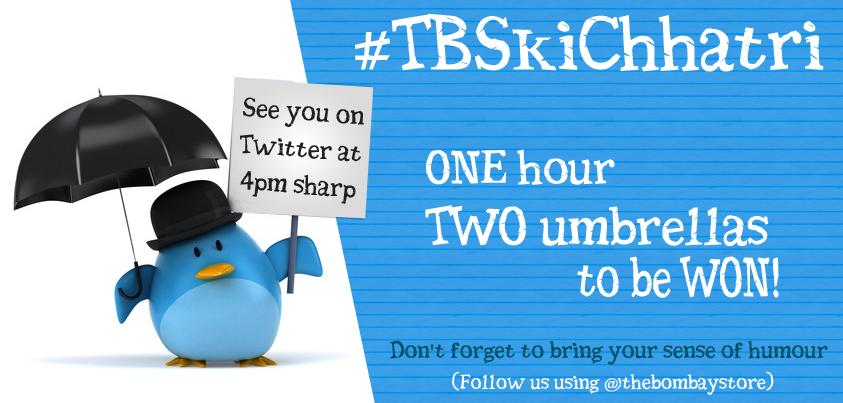Twiiter Campaign #TBSkiChhatri