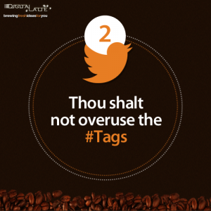 #Twitter #SocialMedia #Commandments #TenCommandments
