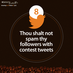 Twitter, SocialMedia, Commandments, TenCommandments